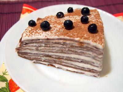 "Торт ""Сливочный бархат"""